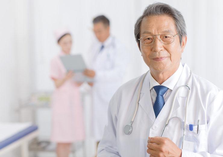 医療従事者の写真